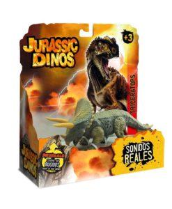 Juguetes de dinosaurios
